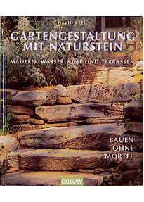 gartengestaltung mit naturstein. mauern, wasserläufe und terrassen, Best garten ideen