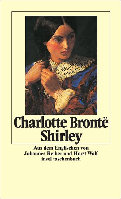 Shirley: Roman (insel taschenbuch) - Charlotte Brontë