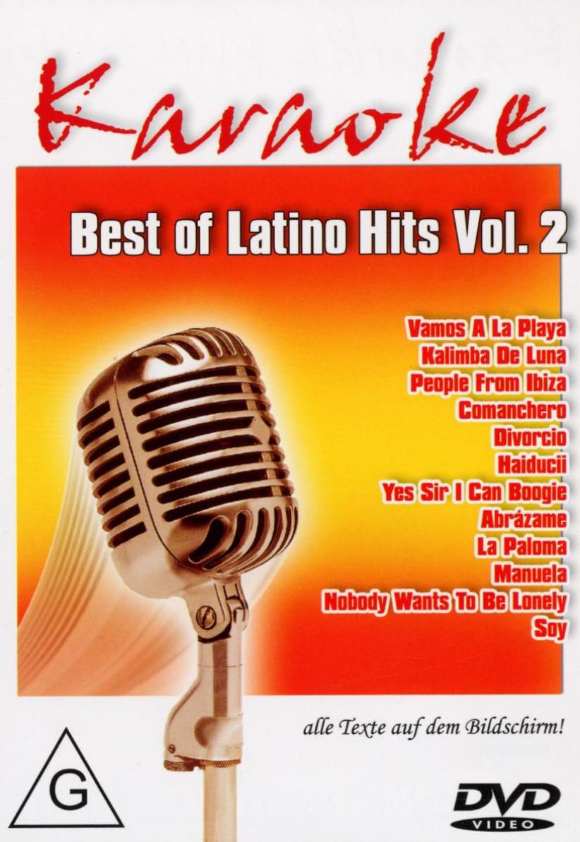Best of Karaoke - Latino Hits Vol. 02