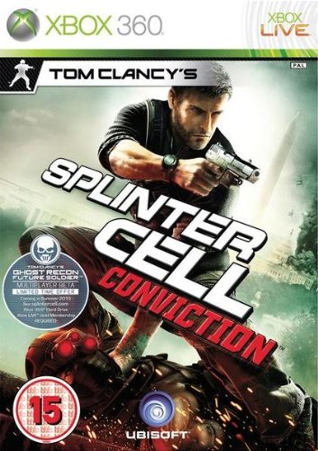 Tom Clancy´s Splinter Cell: Conviction [Internationale Version]