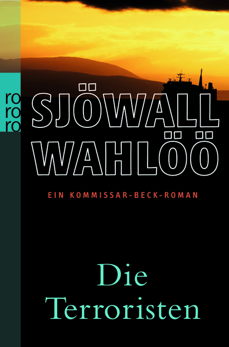 Die Terroristen - Maj Sjöwall
