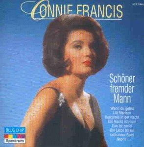 Connie Francis - Bc Schöner Fremder Mann