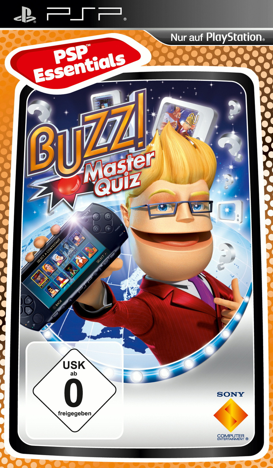 Buzz! Master Quiz [Essentials]