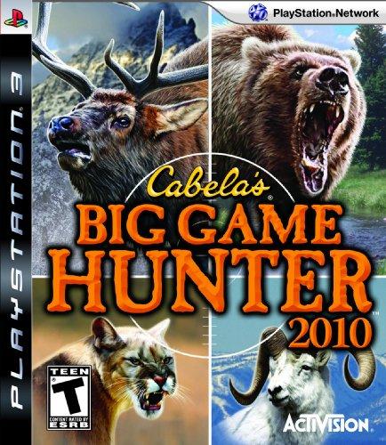 Cabelas Big Game Hunter 2010 [Internationale Ve...