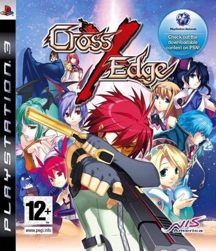 Cross Edge [Internationale Version]