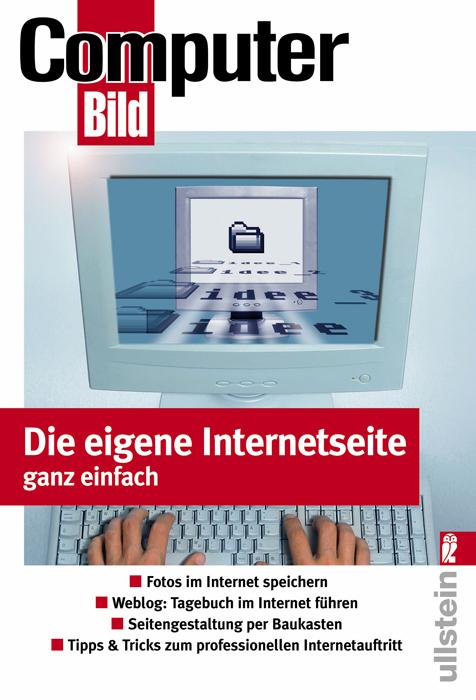 Der eigene Internetseite - ganz einfach: Web-Vi...