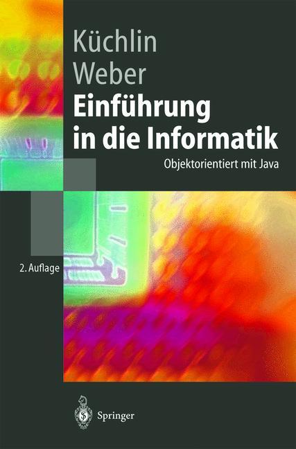 Einführung in die Informatik: Objektorientiert ...