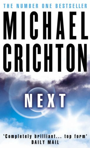 Next. - Michael Crichton