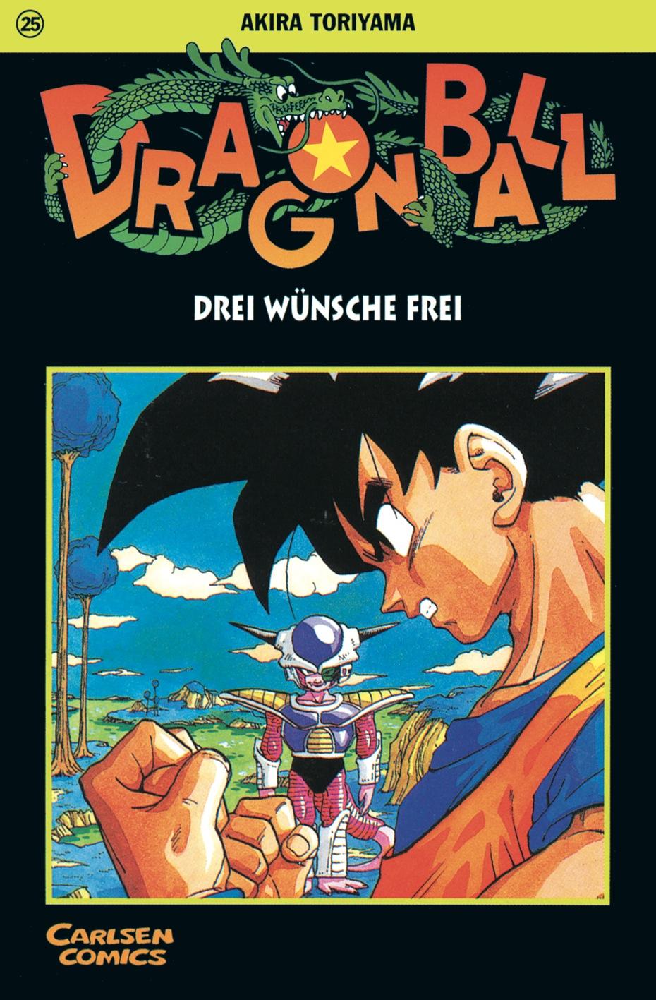 Dragon Ball Bd. 25 - Akira Toriyama