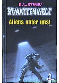 Aliens unter uns von R.L. Stine