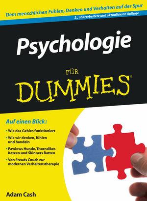 Psychologie für Dummies: Dem menschlichen Fühle...
