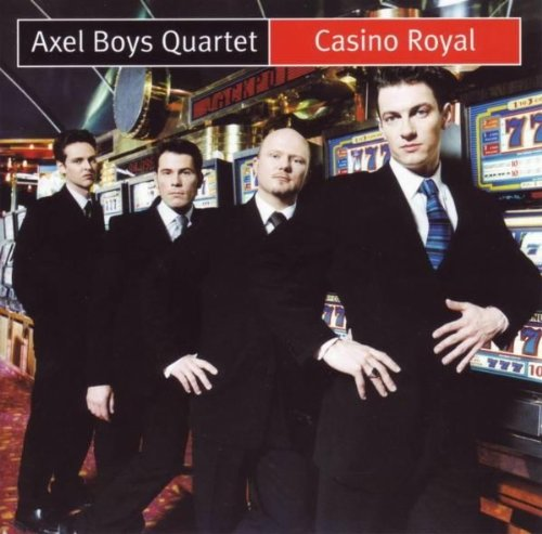 Axel Boys Quartet - Casino Royal