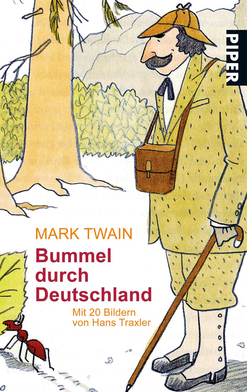 Bummel durch Deutschland - Mark Twain