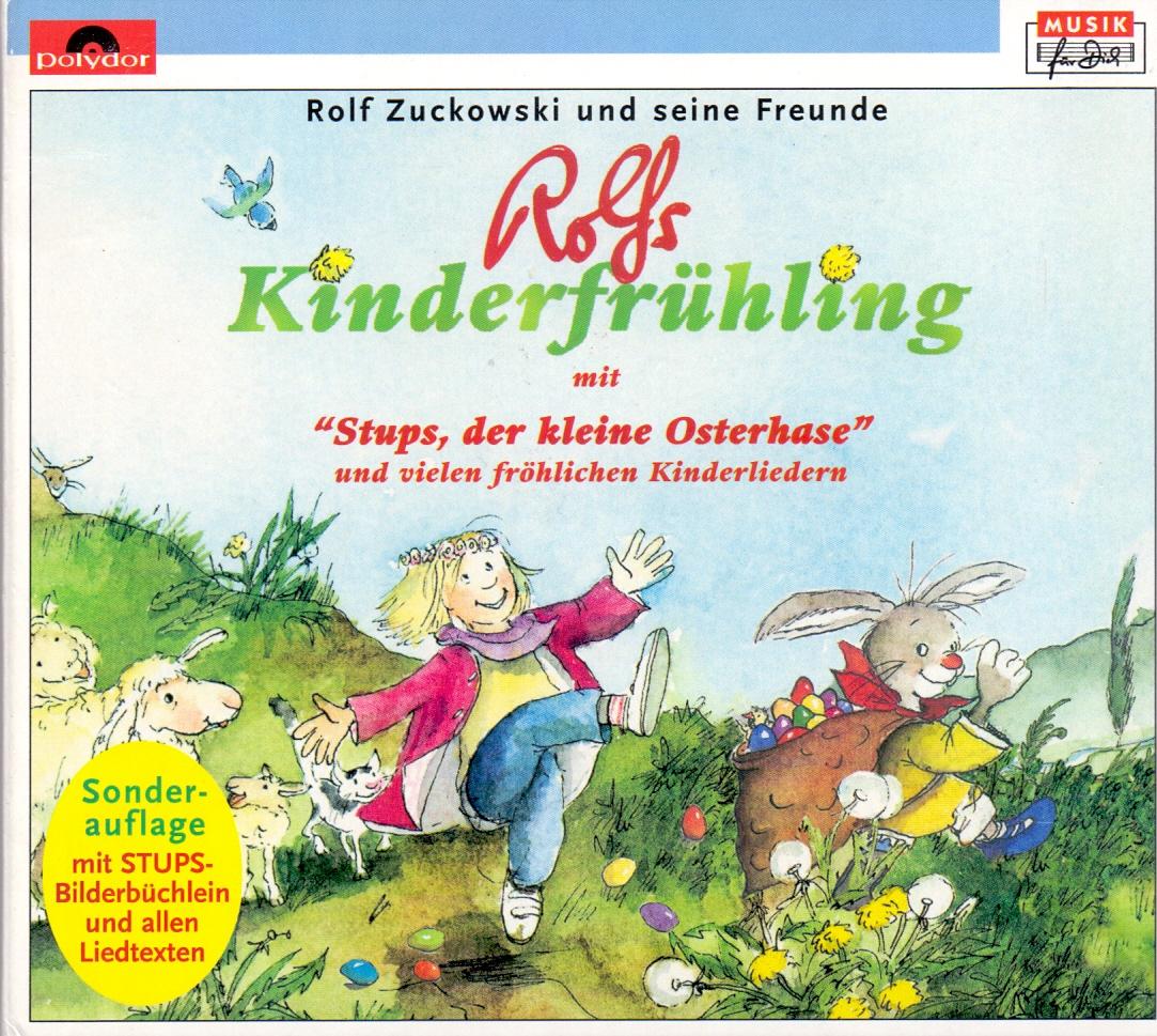 Rolf und Seine Freunde Zuckowski - Rolfs Kinderfrühling