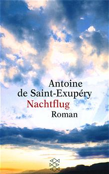 Nachtflug. Roman. ( Erzähler- Bibliothek). - Antoine de Saint-Exupery