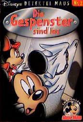 Detektei Maus, Nr.2, Die Gespenster sind los - ...