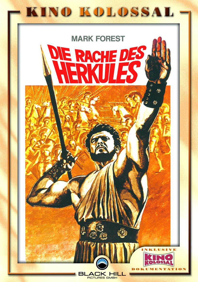 Die Rache des Herkules (Kino Kolossal)
