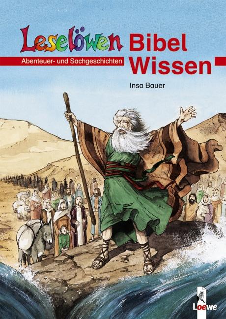 Leselöwen Bibel-Wissen - Insa Bauer