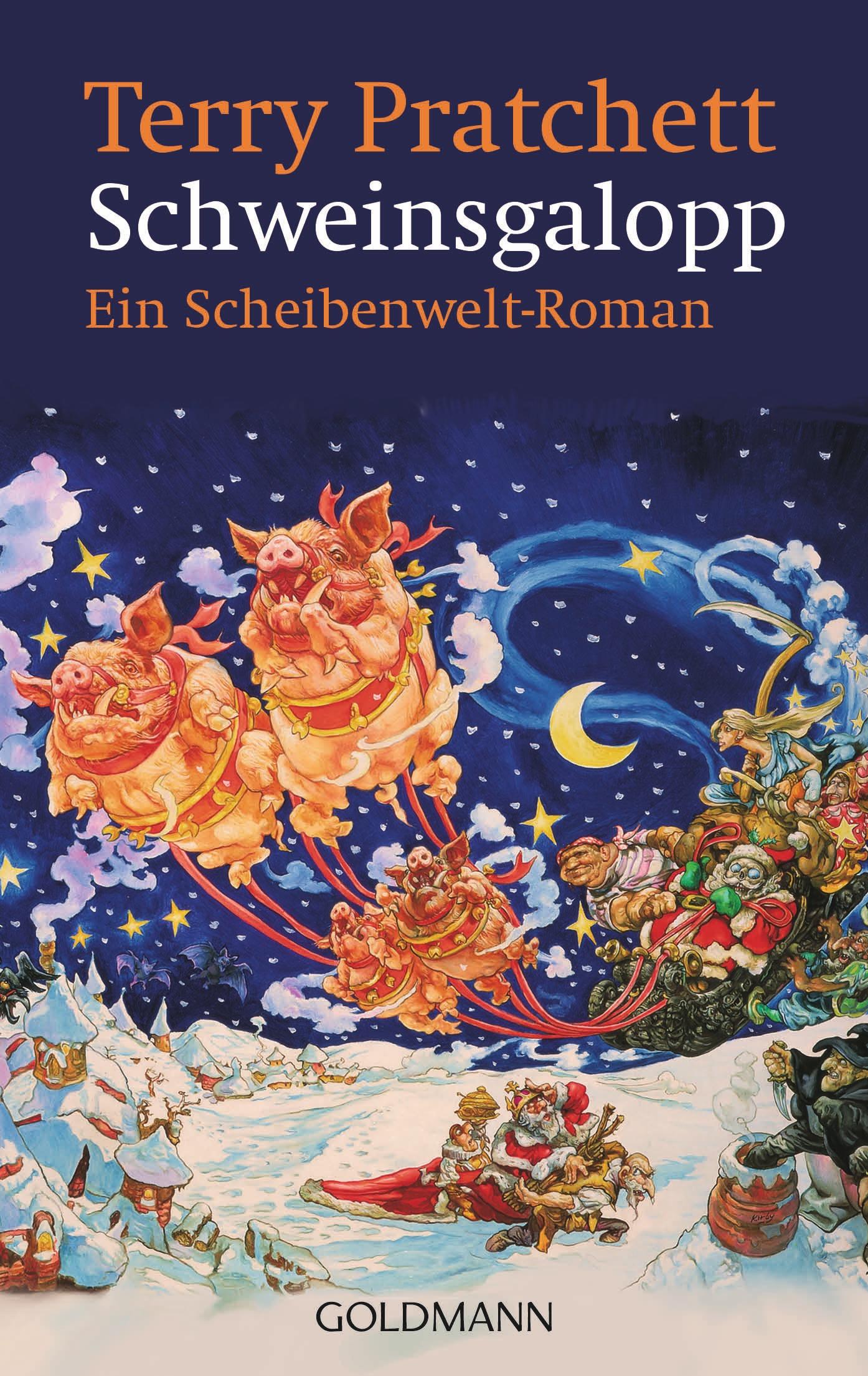 Schweinsgalopp: Ein Scheibenwelt-Roman - Terry Pratchett