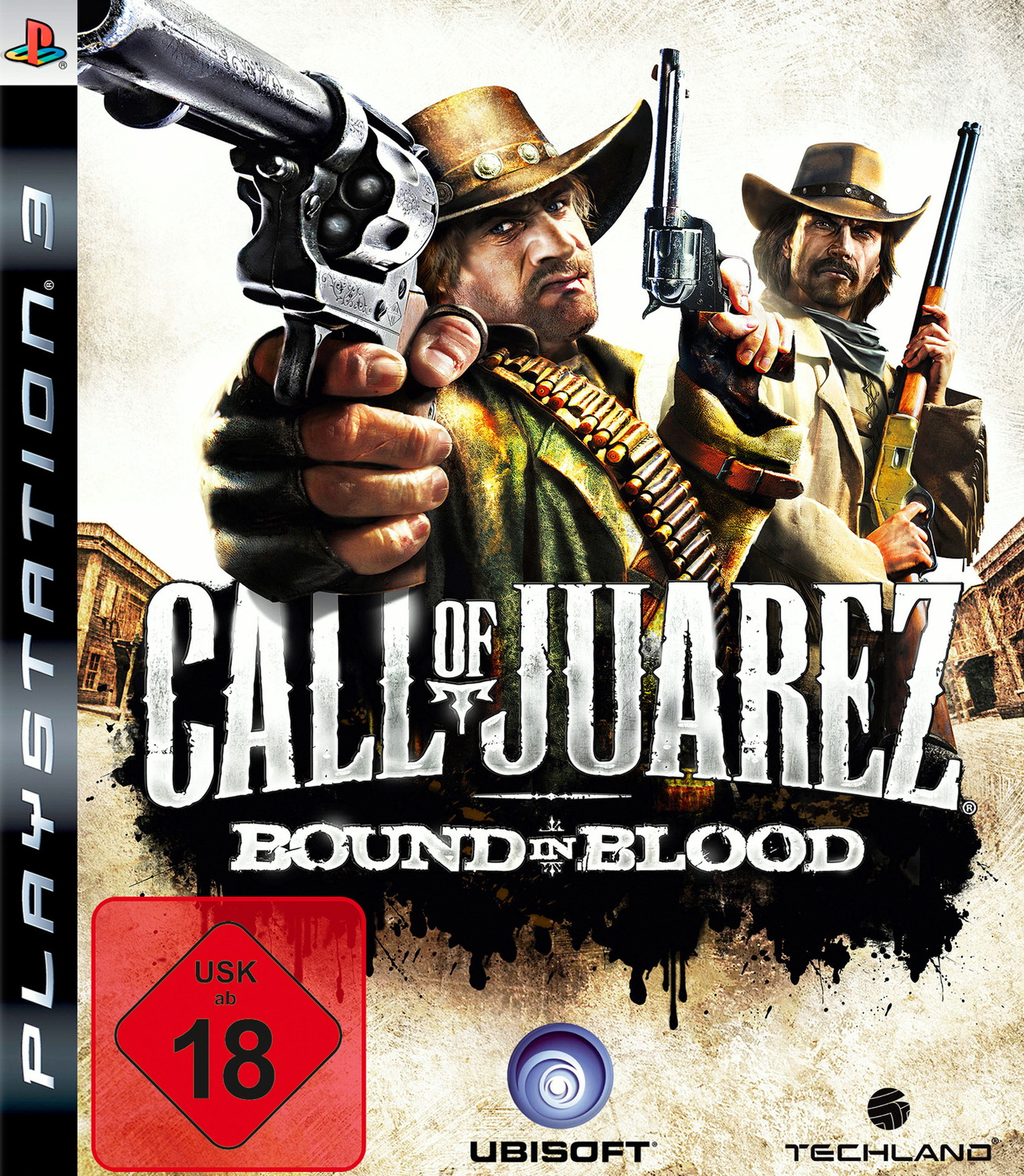 Call of Juarez: Bound in Blood [Software Pyramide]