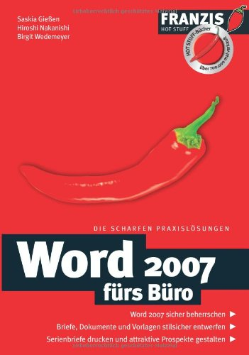 Word 2007 fürs Büro - Saskia Gießen