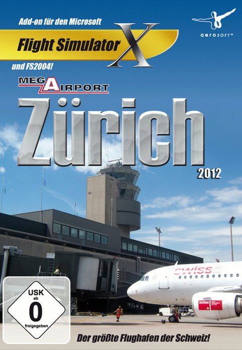 FSX AddOn Mega Airport Zürich