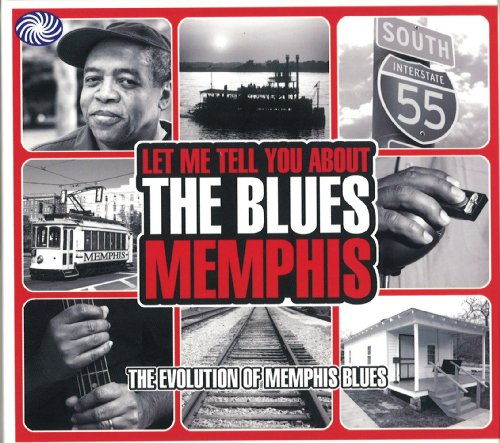 Various - Let Me Tell You About the Blues: Memphis