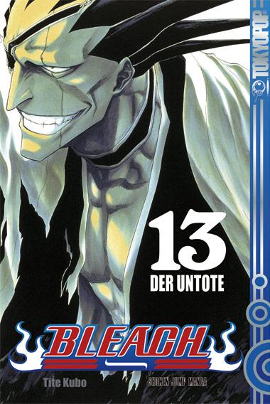 Bleach 13: Der Untote - Tite Kubo
