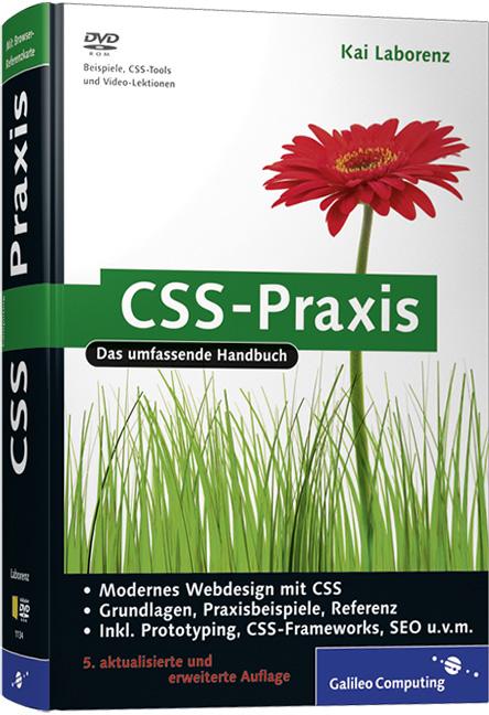 CSS-Praxis: Modernes Webdesign mit CSS, Grundla...