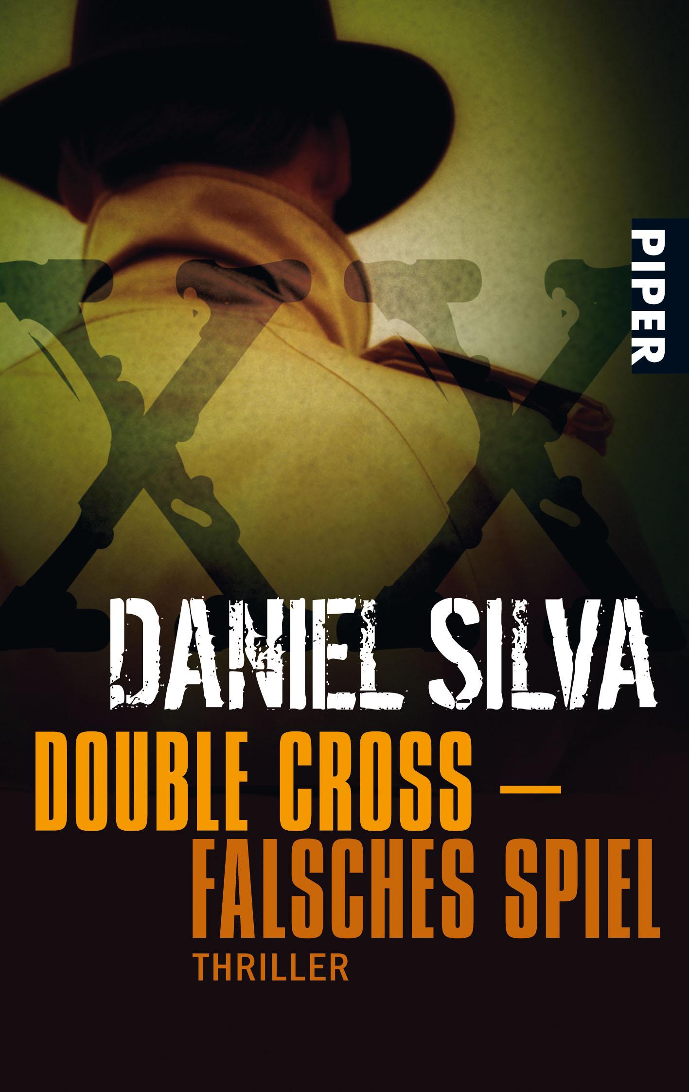 Double Cross. Falsches Spiel - Daniel Silva