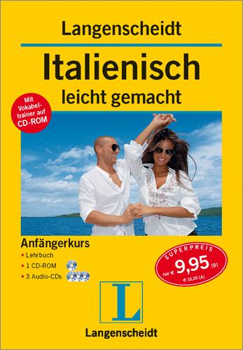 Langenscheidt Italienisch leicht gemacht Anfäng...
