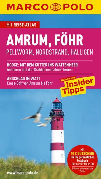 Marco Polo Reiseführer Amrum, Föhr, Pellworm, N...