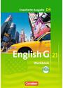 English G 21 - Erweiterte Ausgabe D: English G 21. Ausgabe D 4: 8. Schuljahr. Workbook - Hellmut Schwarz