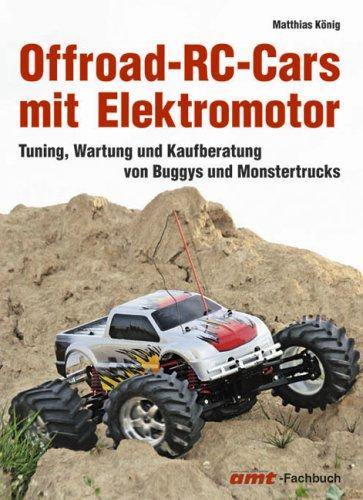 Offroad-RC-Cars mit Elektromotor - Matthias König