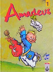 Amadeus. Unterrichtswerk für Musik in der Haupt...