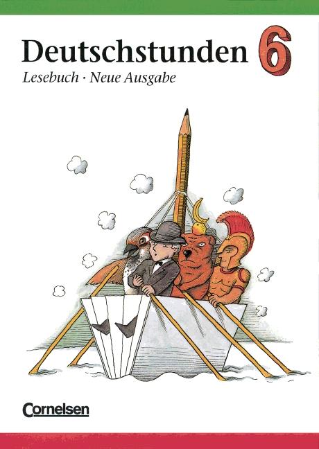 Deutschstunden Lesebuch. Baden-Württemberg, Öst...