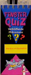 Fenster-Quiz (Spiele), Verblüffende Phänomene