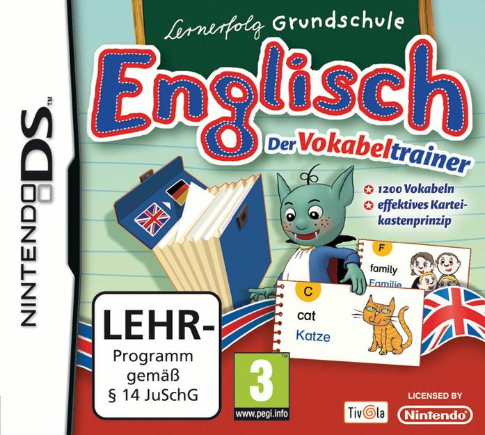 Lernerfolg Grundschule Englisch Der Vokabeltrainer