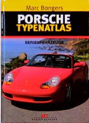 Porsche Typenatlas - Marc Bongers