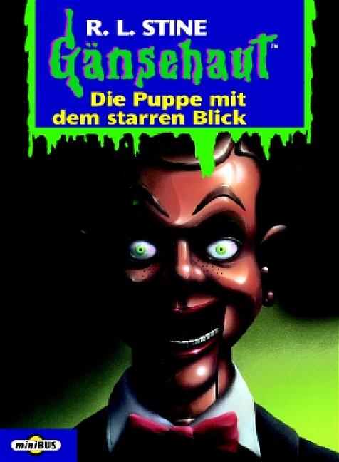 Gänsehaut Mini: Die Puppe mit dem starren Blick - R. L. Stine