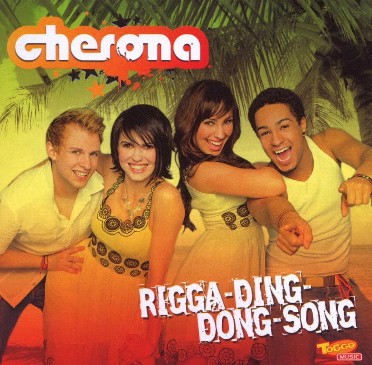 Cherona - Rigga-Ding-Dong-Song (Premium-Single incl. Magneten von Milla und Enrico)