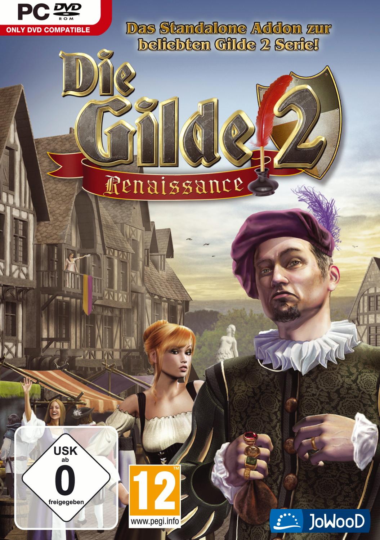 Die Gilde 2 - AddOn 3 Renaissance
