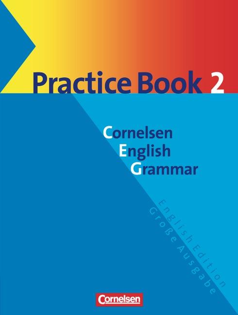Cornelsen English Grammar. Große Ausgabe und En...