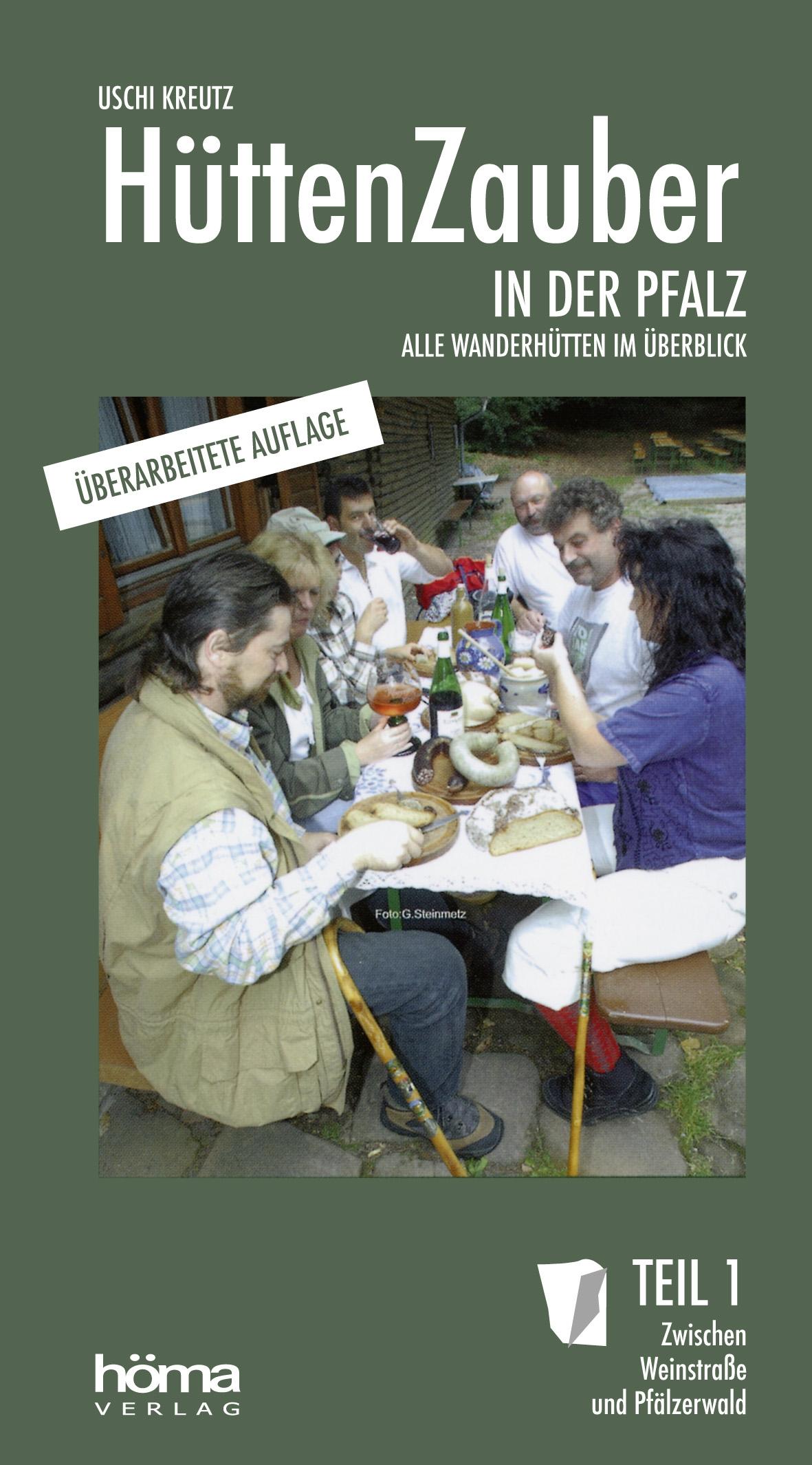 Hüttenzauber in der Pfalz - Alle Wanderhütten i...