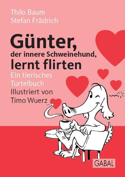 Günter, der innere Schweinehund, lernt flirten:...