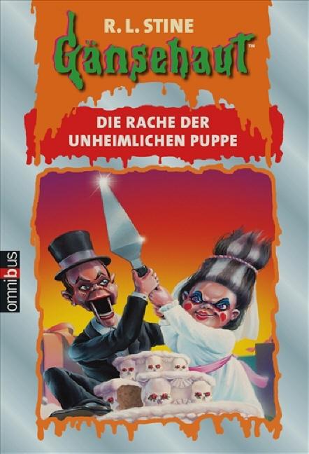 Gänsehaut - Band 66: Die Rache der unheimlichen Puppe - R.L. Stine