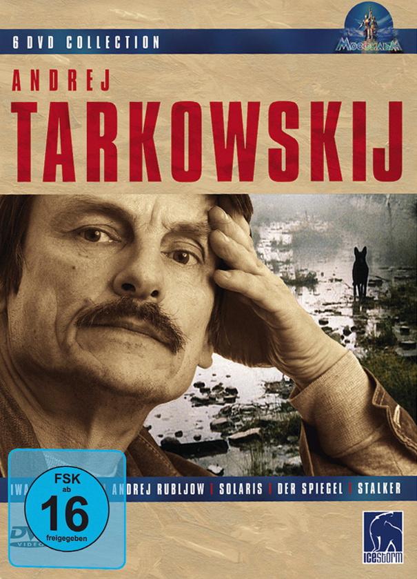 Andrej Tarkowskij DVD Collection (5 DVDs)