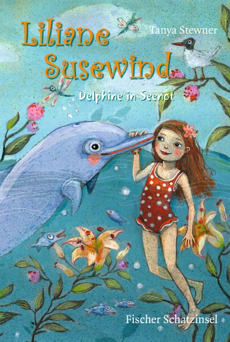 Liliane Susewind - Delphine in Seenot - Tanya Stewner