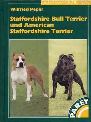 Staffordshire Bull Terrier und American Staffor...