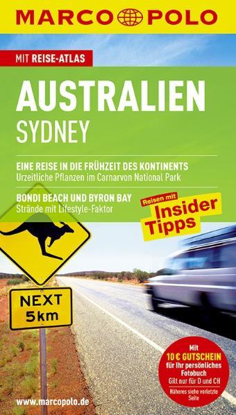 MARCO POLO Reiseführer: Australien, Sydney - Mi...